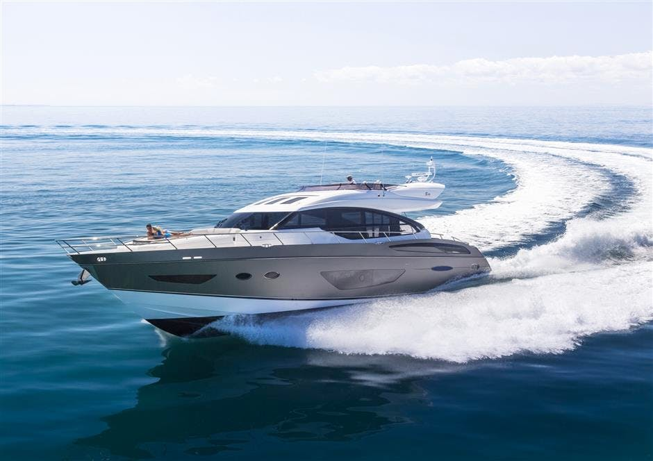The 22.55-metre M/Y Alexandra's Princess S72, built byPrincess, has been sold by Nautique Yachting.