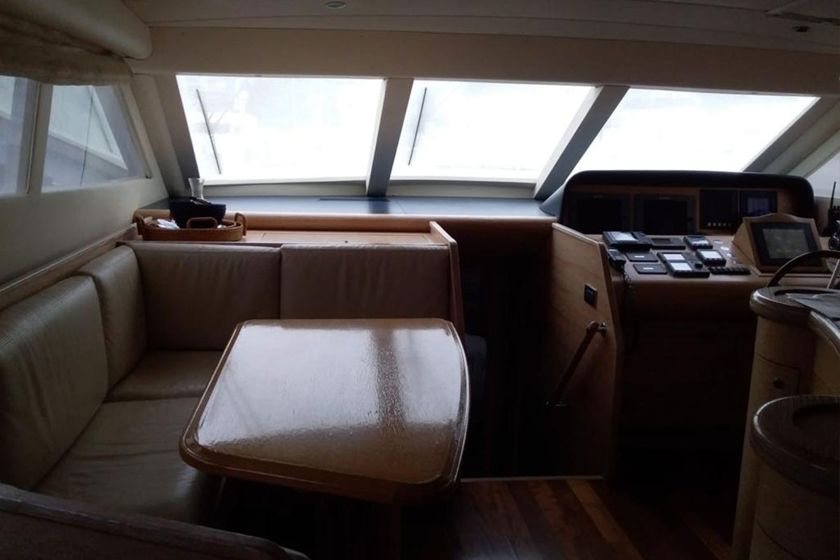 COUACH YACHTS 2200 2007