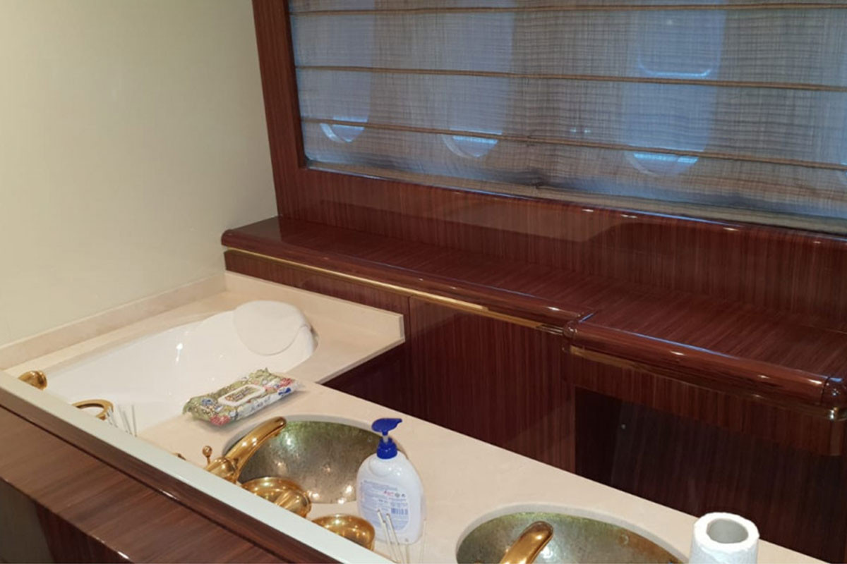 CANTIERE NAVALE ARNO LEOPARD 32 2008